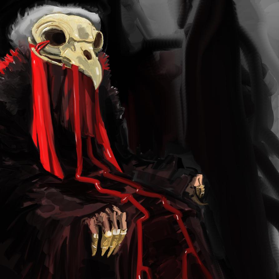 Vulture King by Herolotus