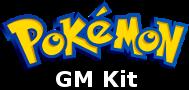 Pokemon GM Kit Logo by DaSpirit