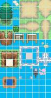 Pokemon BW Style Outdoor Tiles