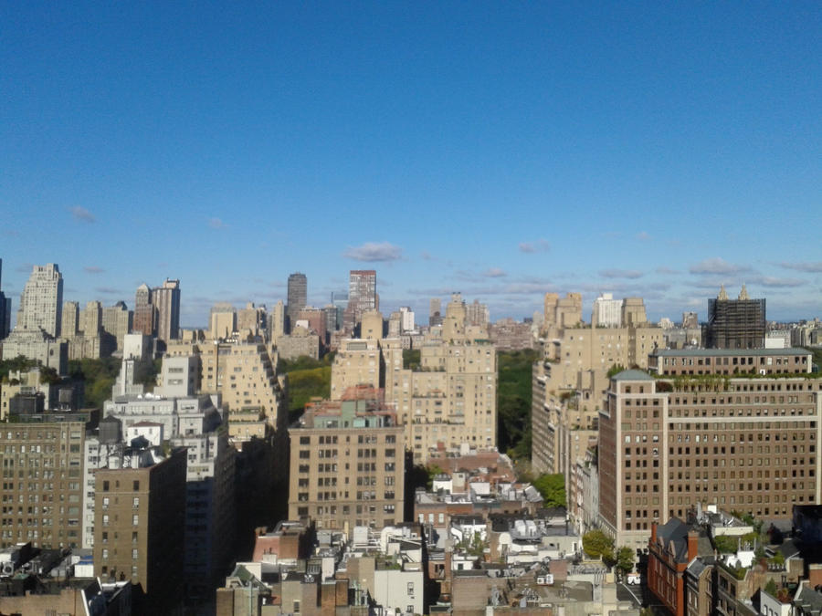 New York City by DaSpirit