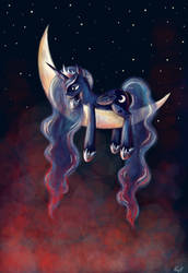 Luna by PPonyOO