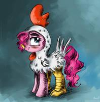 Hen Pinkie Pie by PPonyOO