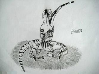 Wake up by DinoR9