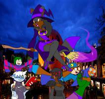 Nina's Halloween