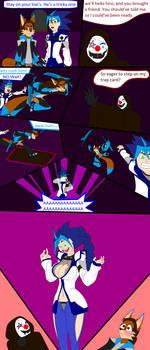 Hiro Misadventure
