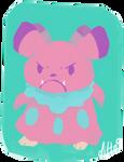 Snubbull Pokemon Request
