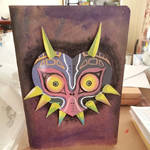 Terrible Fate - Majora's Mask Sketchbook