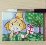 Isabelle Mini Canvas