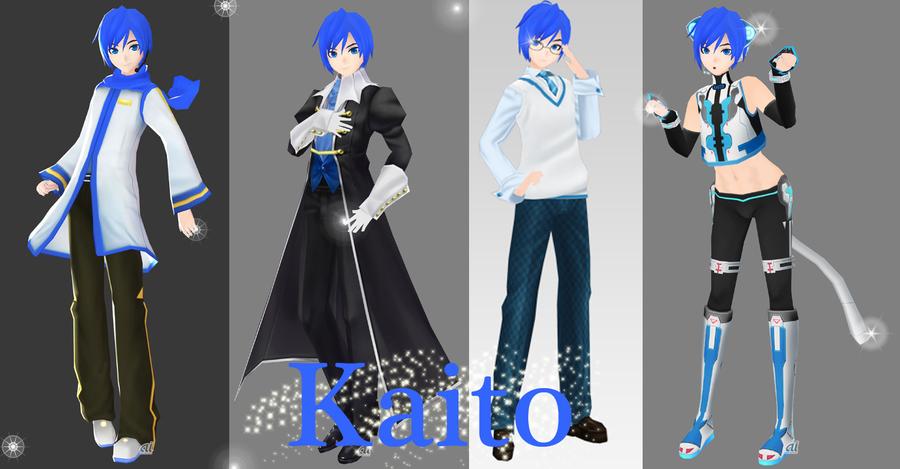 Kaito shion project diva