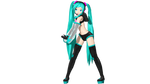 MMD DT Space Chanel 39 Miku