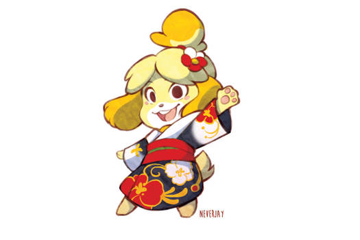 New Year Isabelle