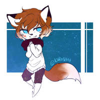 COMMISSION: Benchie-Chan