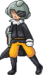 The Masked Man -sprite- by pokegirl5000
