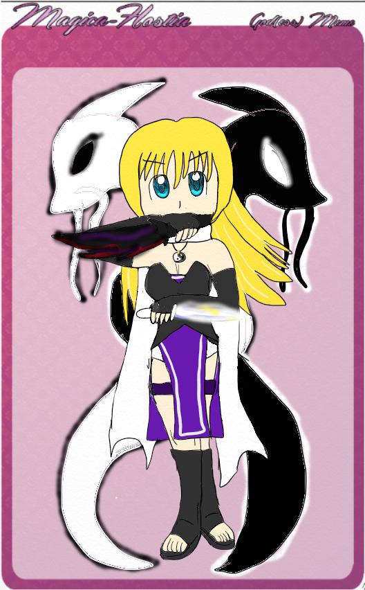MH - Goddess Meme (Mayu) by MagicalAkariChan