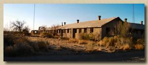 Desert barracks by Deth-Enigma