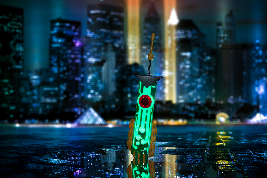 The Transistor by lordcemonur
