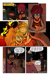 Bombshell: Page 4 by MyHatsEatPeople
