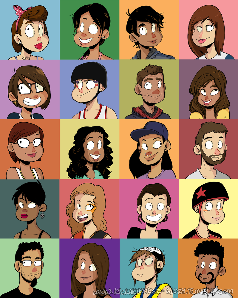 CHOOSE YOUR PLAYER by MyHatsEatPeople