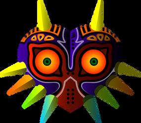 Majora's Mask by Cornmanthe3rd