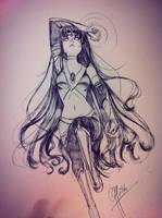 Tamaranean Princess: Koriand'r by 10angel23