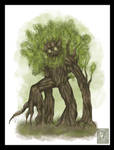 Tree for Fificat's project by WhiteMantisArt