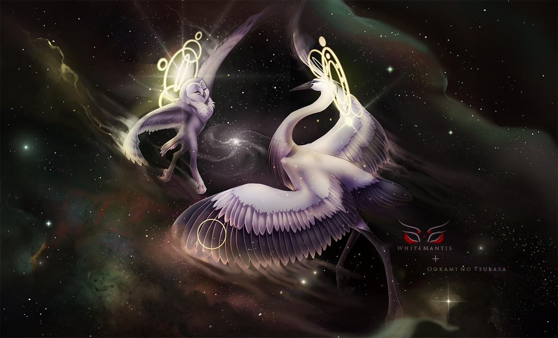 Collab: Dance of Gods by White-Mantis