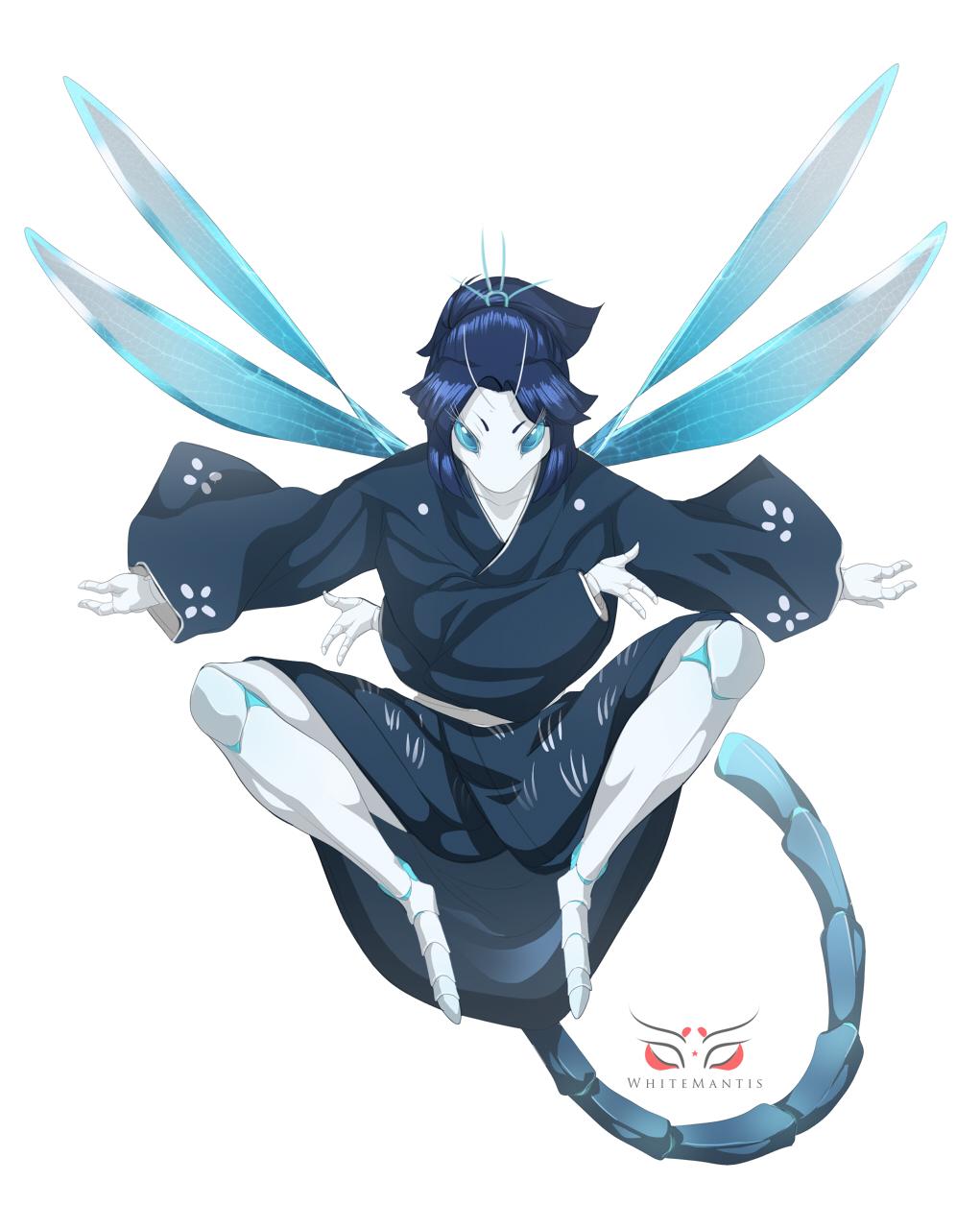 Seihoumaru by White-Mantis