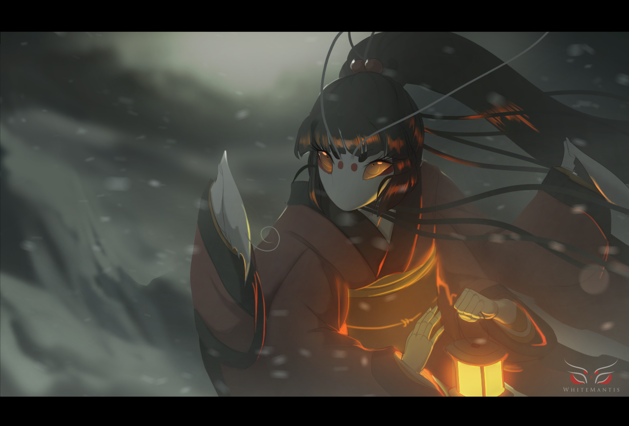 I won't die here (Still image) by White-Mantis