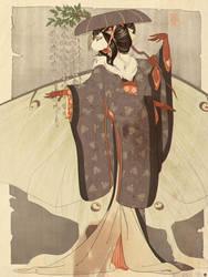 Wisteria Maiden