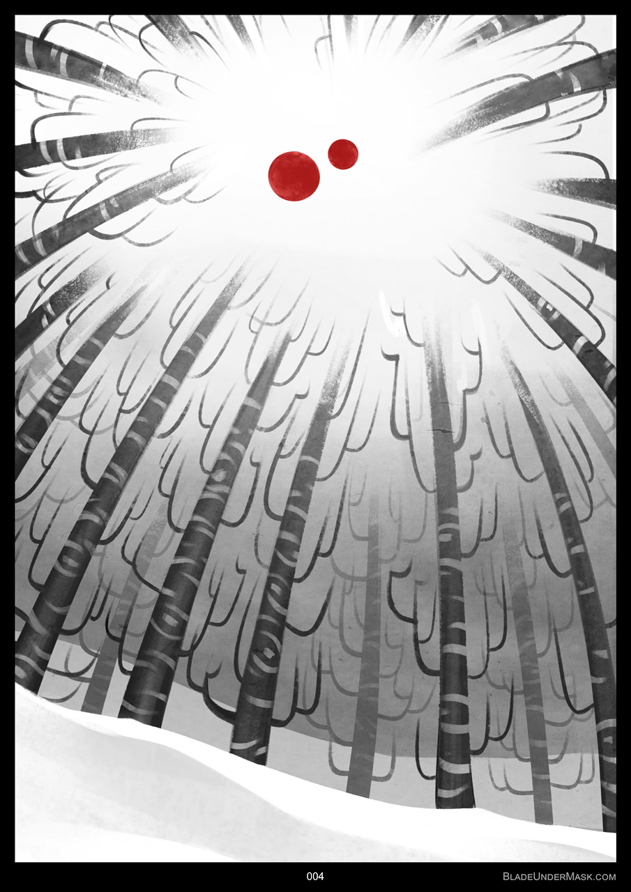 Blade Under Mask - 4 by White-Mantis