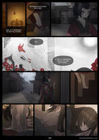 Blade Under Mask - 8 by WhiteMantisArt