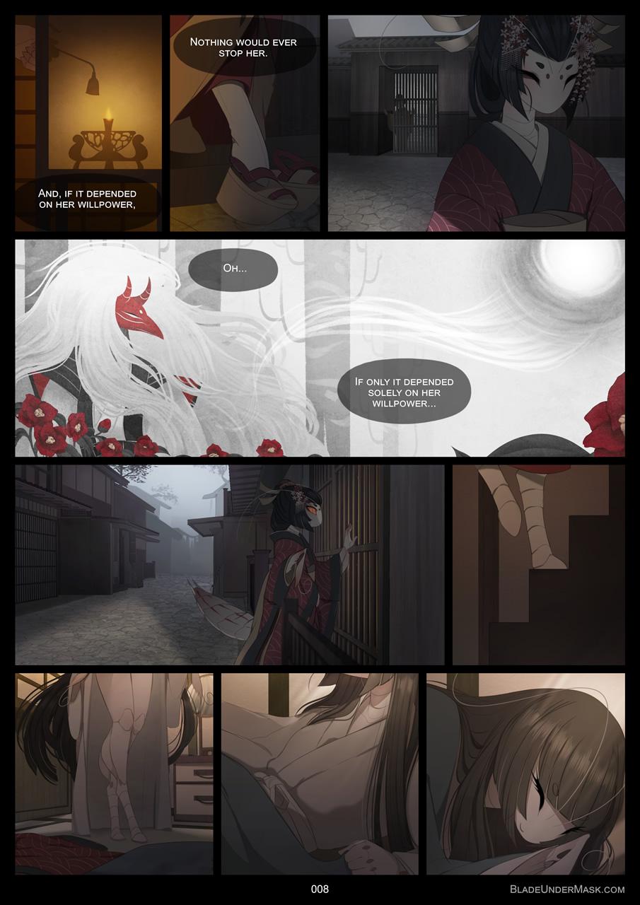 Blade Under Mask - 8 by White-Mantis
