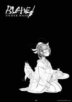 Blade Under Mask - 9