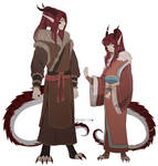 Timeless: Dragon Twins - Casual Clothes