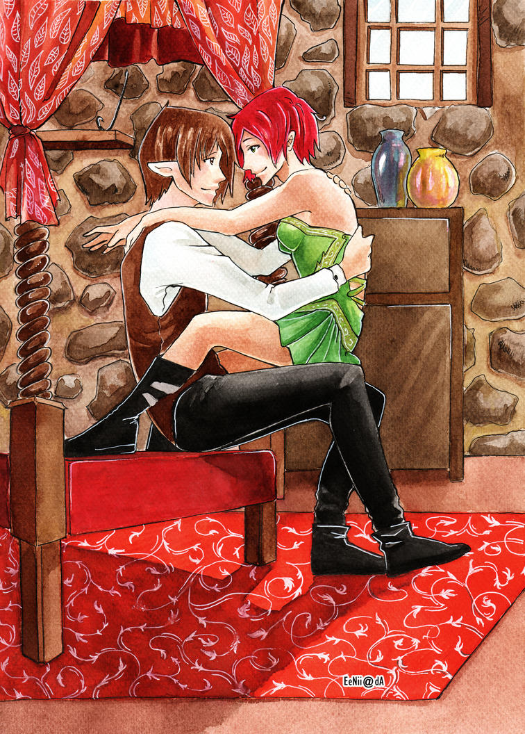 CM - Kiss Kiss Bang by EeNii
