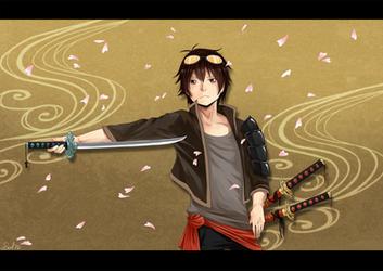 TORABU - New Sword by EeNii