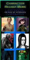 Star Wars Episode IX: The Rise of Skywalker recast