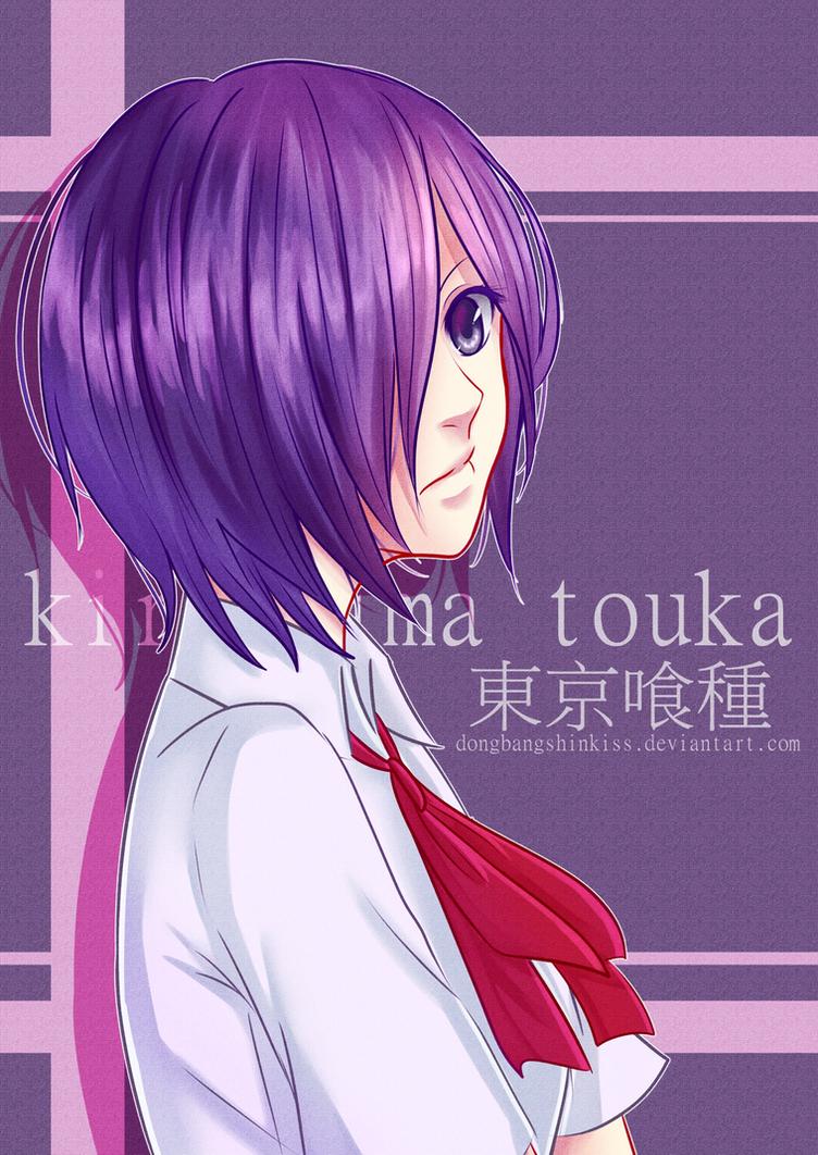 Touka-chan by dongbangshinkiss