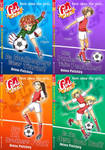 Girls FC book covers