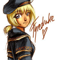 Final Fantasy XI - me by sonialeong