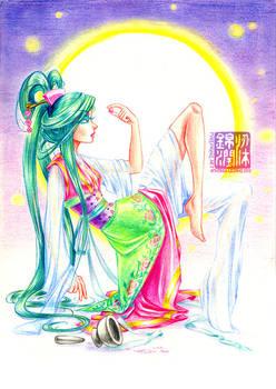 Chinese New Year Jade Rabbit