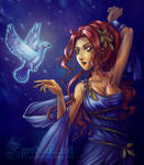 Aphrodite by sonialeong