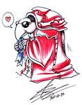Fan Art Dark Crystal Chibi Skeksil Cosplay