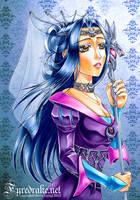 Empress Arafel by sonialeong