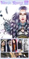 Self Portrait Collage deviantArt ID