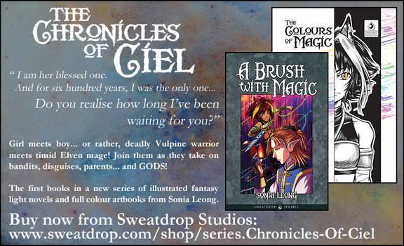 Chronicles of Ciel web advert