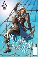 Assassin's Creed: Awakening Manga variant cover by sonialeong