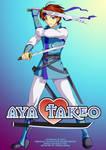 Takeo from Aya Takeo webcomic