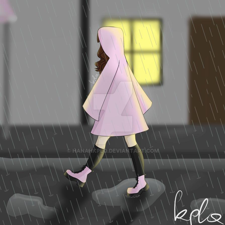 Raindrop by HanahKPLQ