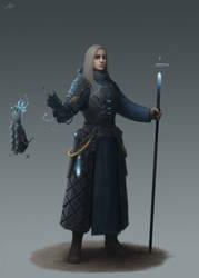 Arc Priestess (2019) Concept